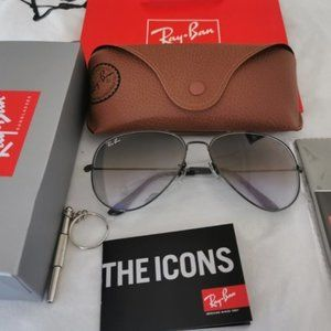 Ray-Ban Sunglasses RB3026 62mm